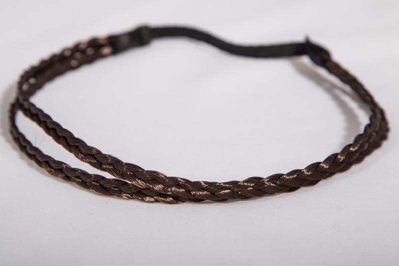 Резинка для греческой прически (коричневая) арт. Z024