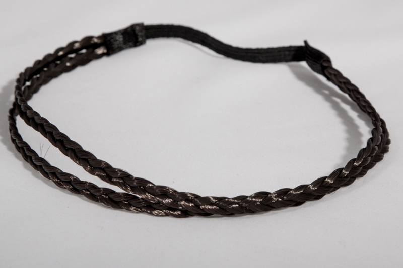 Резинка для греческой прически (черная) арт. Z-025