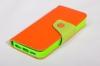 Чехол-книжка для iPhone 5, 5S цветной (арт. Iphone537)
